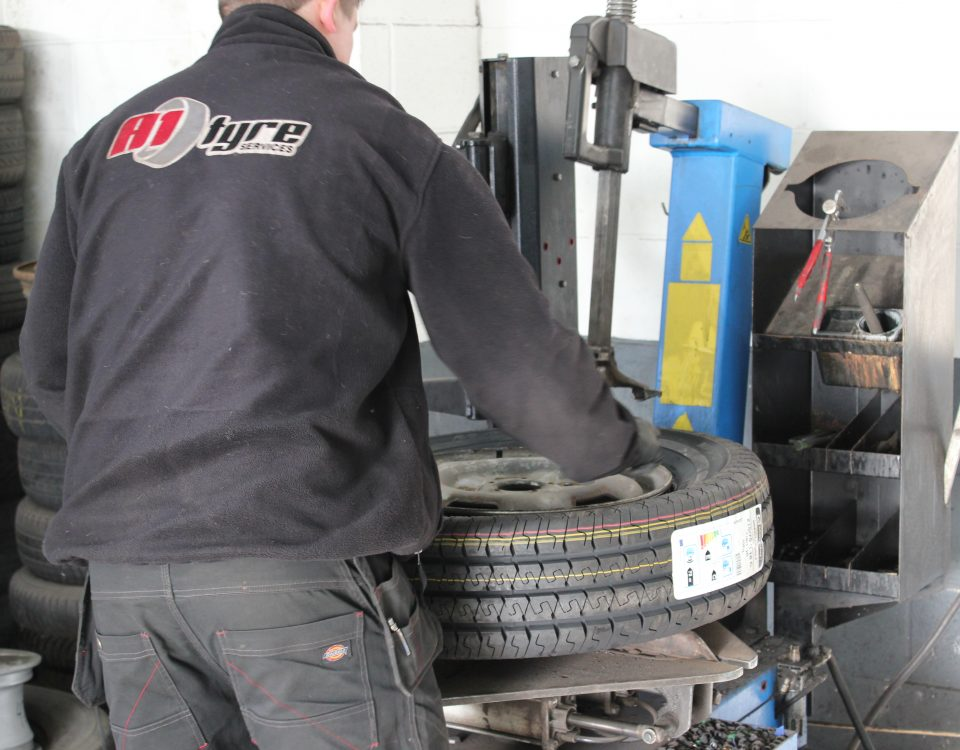 Tyre Fitting In Hull