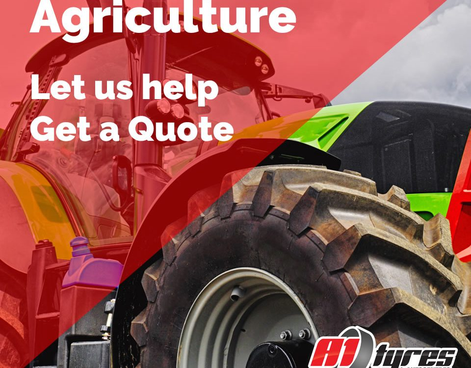 Agriculture Tyres in Hull